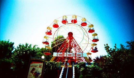 Parque atracciones zaragoza