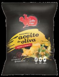 patatas aceite oliva